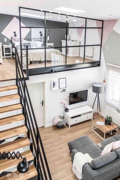 Loft Apartment Design Idea Minimalism Interior Loft Design Apartment Interior