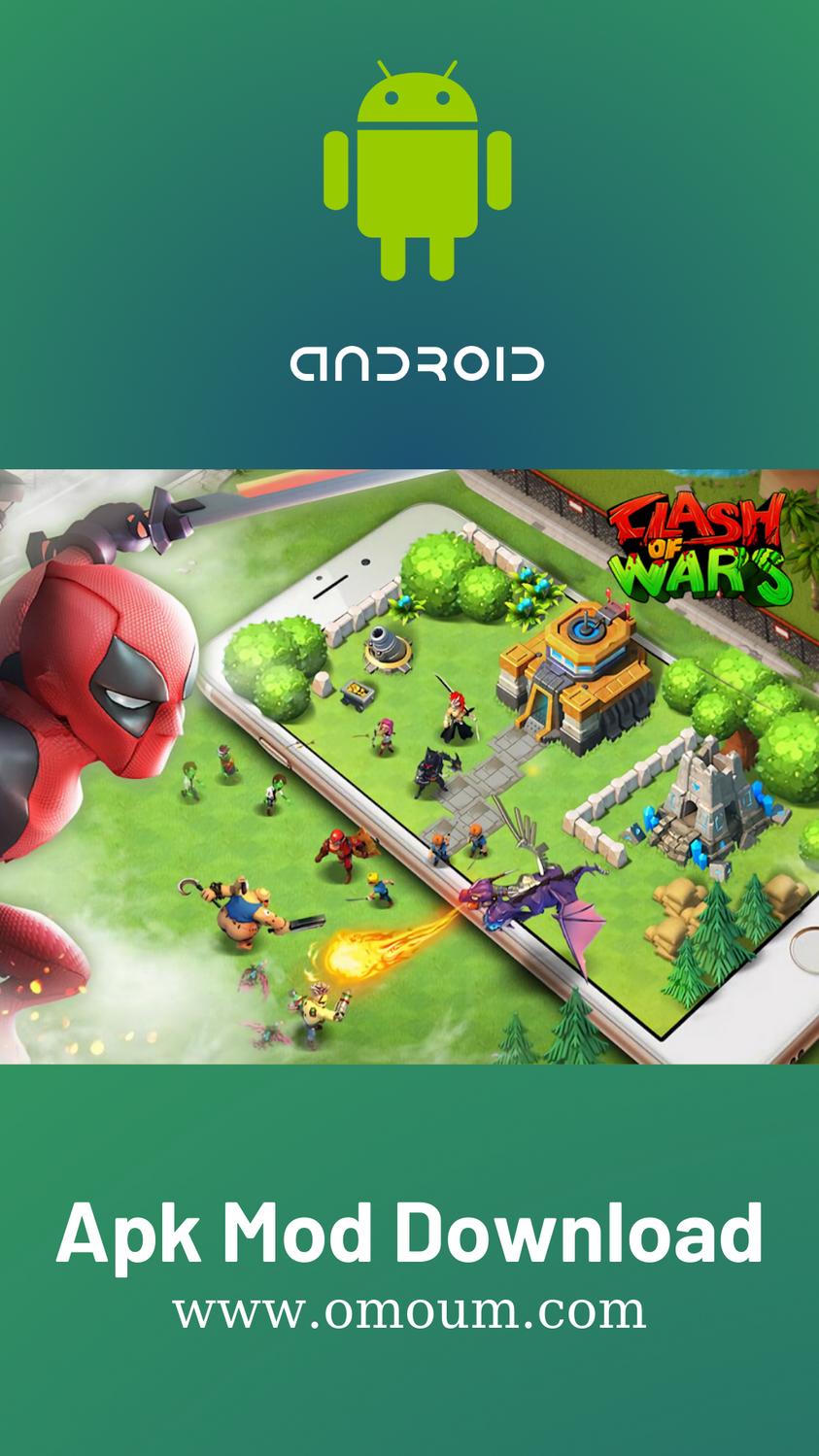 Clash Of Warpath Apk Clash Of Warpath Full Mod Apk Download New 2021 In 2021 Warpath Mod Clash Of Clans