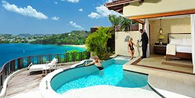 635f31d6f Sandals Regency La Toc Resort   Hotel in St Lucia - All Inclusive  Accommodations