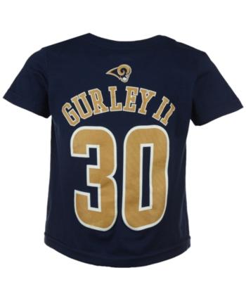 Outerstuff Nfl Todd Gurley T Shirt Little Boys 4 7 Toddler Boys Todd Gurley Shirts
