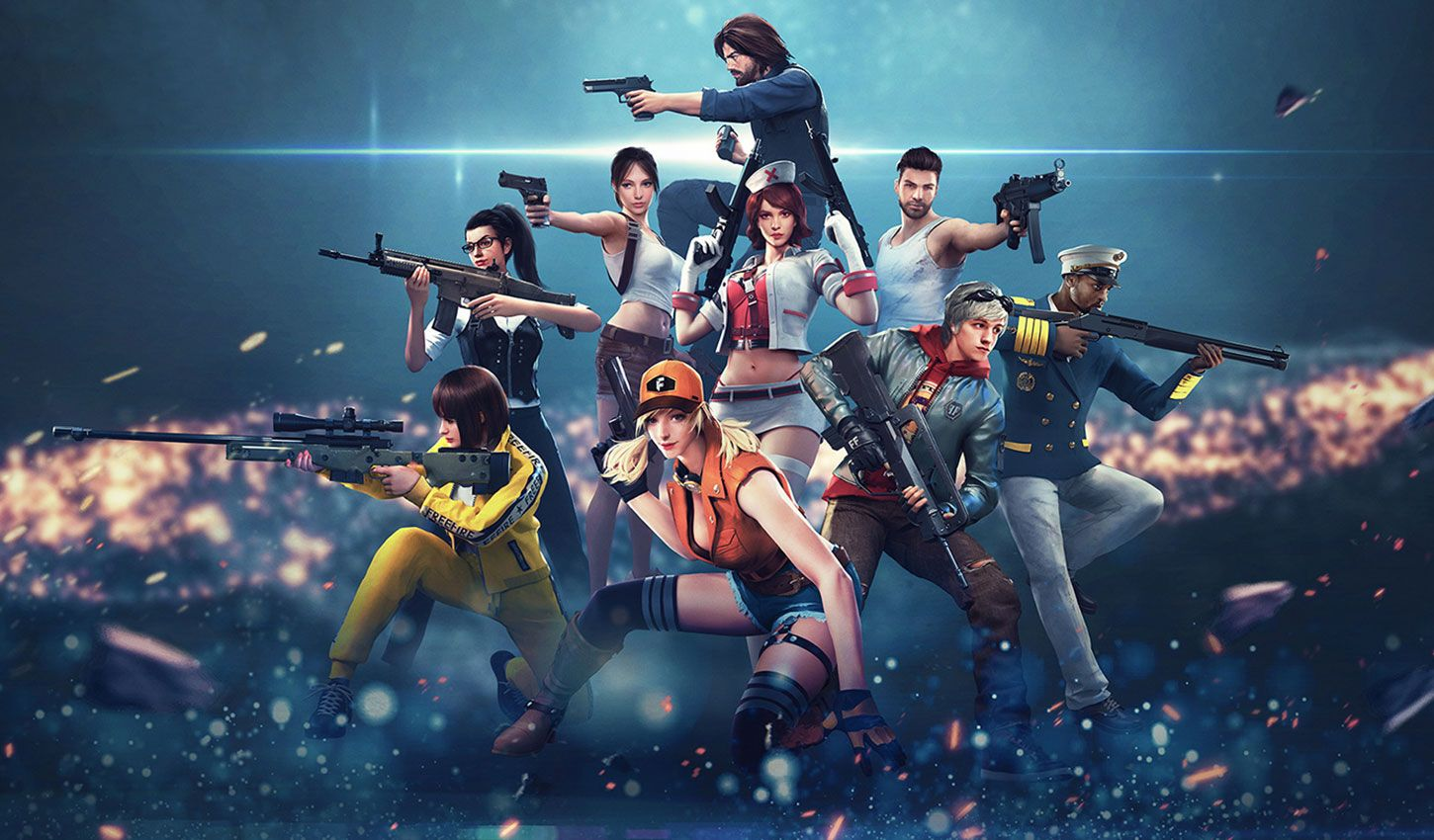 Garena Free Fire Posts Record Quarter With 90 Million In Spending 73 Million New Players Fire Image Diamond Free Free Games