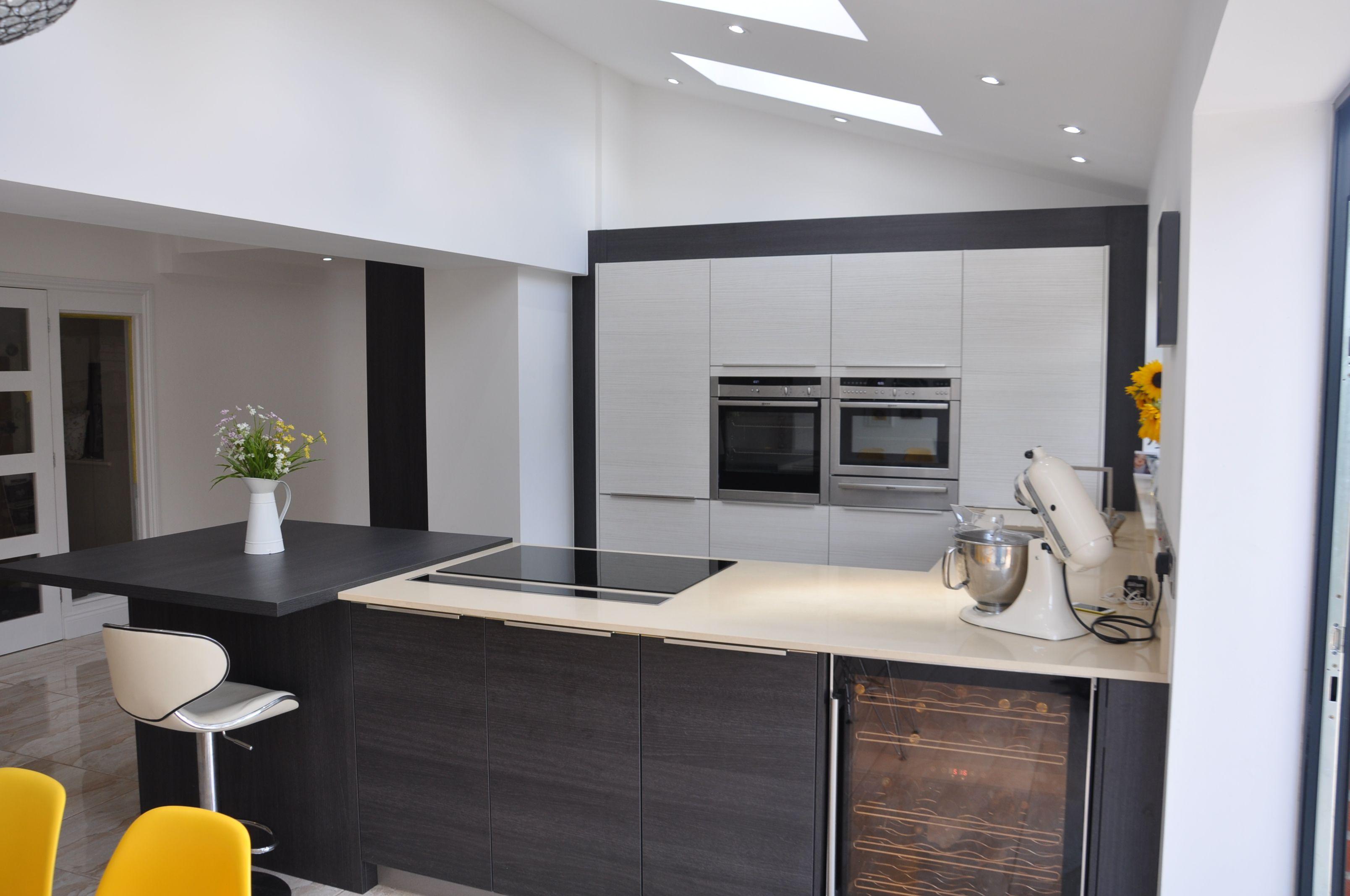 Kitchen Connections Of Ascot. Neff Extra Wide Induction Hob U2013 T41D8X2. Neff  Downdraft Hood