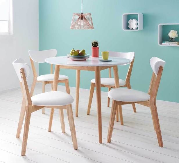 Toto Piece Dining Set Dining Sets Dining Room Living - 5 seater dining table