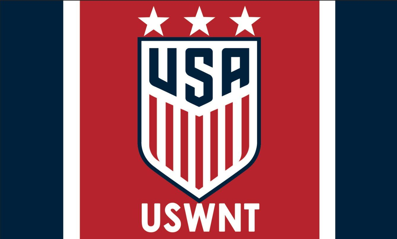Show Your Love For The Uswnt United States Women Soccer National Team Banner 3x5ft In Size With Two Metal Grommets For A Uswnt Men S Soccer Teams Usa Soccer
