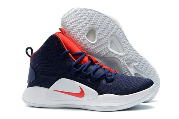 dd0891d4c7cf 2018 Wholesale top quality Men Basketball Shoes Nike Hyperdunk X EP-4  Authentic Sports Sneakers Professional Basketball Shoe Trainers size 41-46