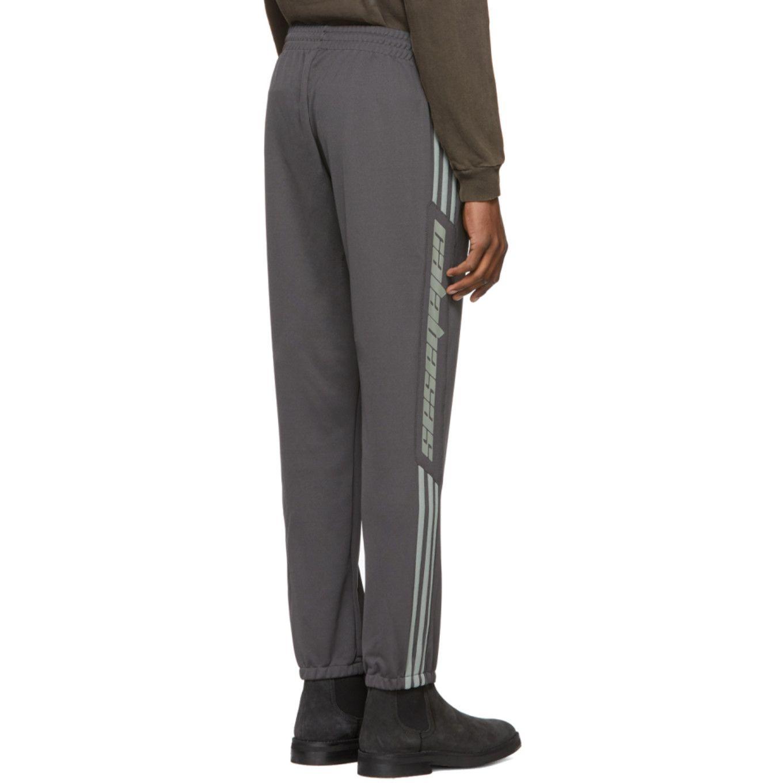 7a2695ba1c9be YEEZY - Grey  Calabasas  Track Pants