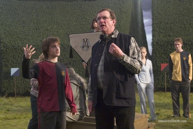 Harry Potter And The Goblet Of Fire Behind The Scenes Harry Potter Curses Harry Potter Jokes Harry Potter Obsession