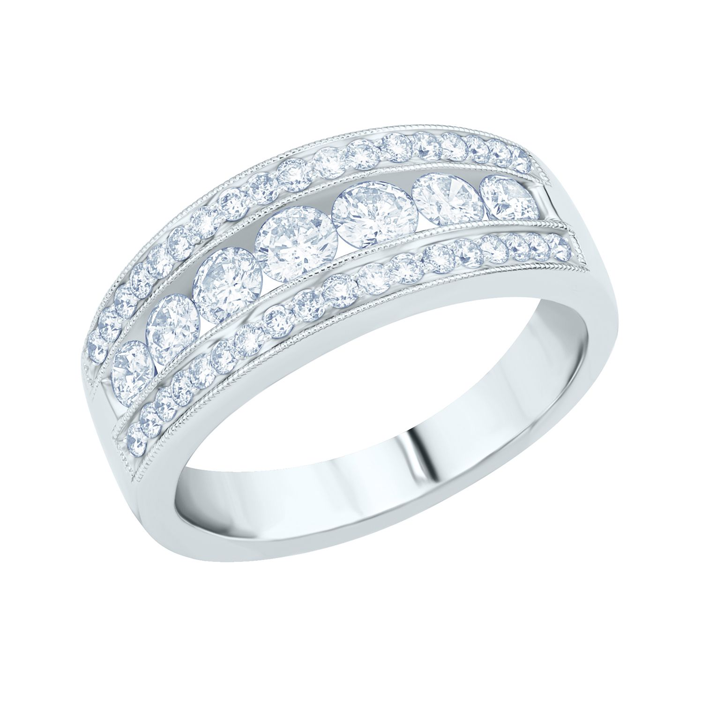 Best Diamond Anniversary Bands Helzberg Diamonds Diamond Diamond Anniversary Rings