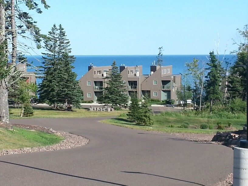 Surfside Lake Superior-this is where we are staying, a little peice of heaven!