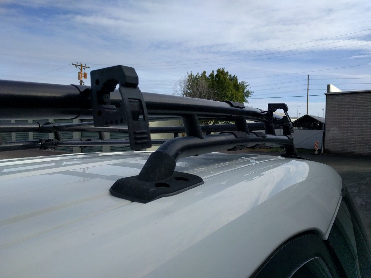 Home Built Roof Rack Roof Rack Building A House Roof