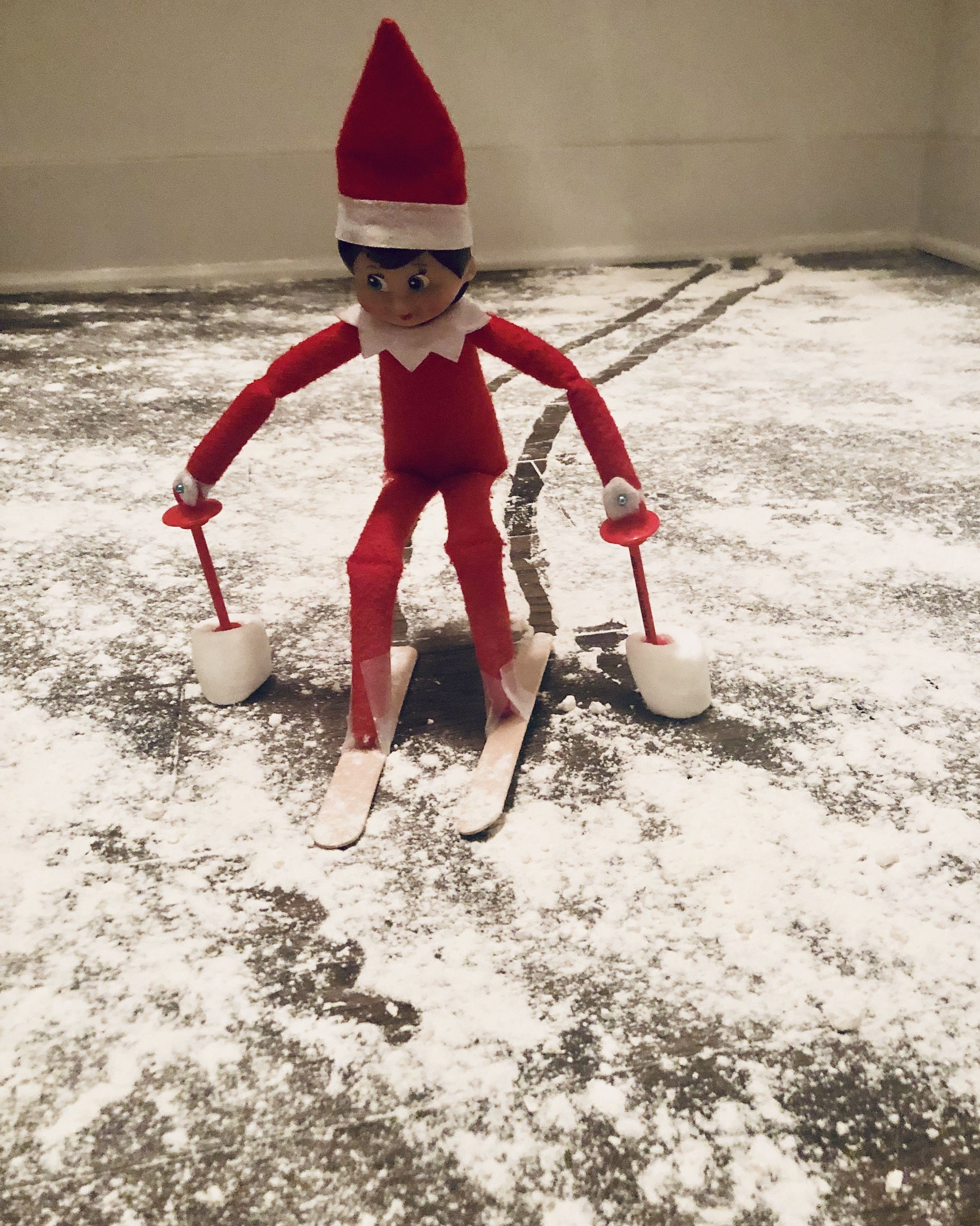 Best Images Elf on the shelf idea -elf on a shelf skiing! Fun for the kids!  Tips   Elf on the shelf idea -elf on a shelf skiing! Fun for the kids!  #Elf #Fun #Idea #Images #Kids #Shelf #skiing #Tips #elfontheshelfideas