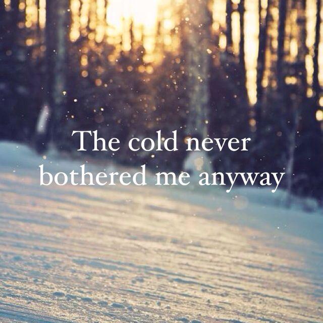 Disney quotes-Frozen