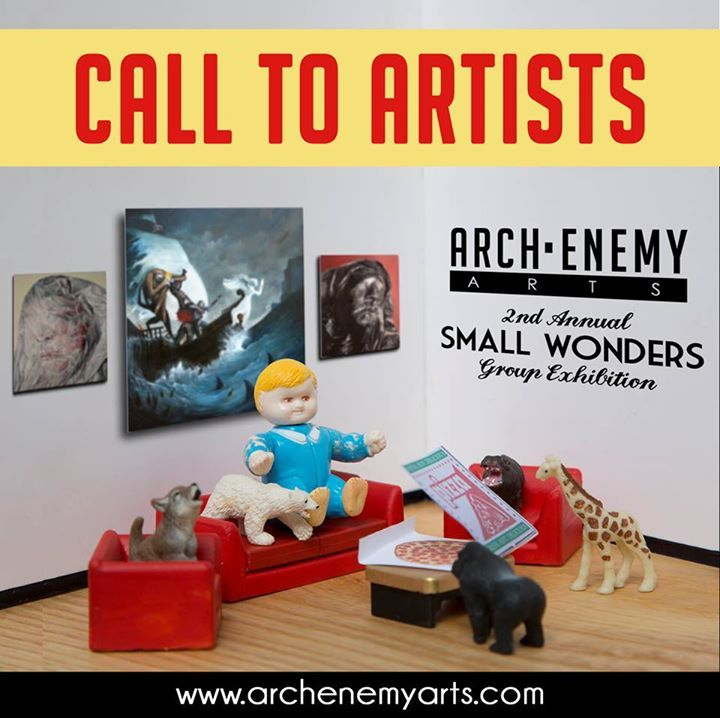 Arch enemy arts in philadelphia pa announces a call to