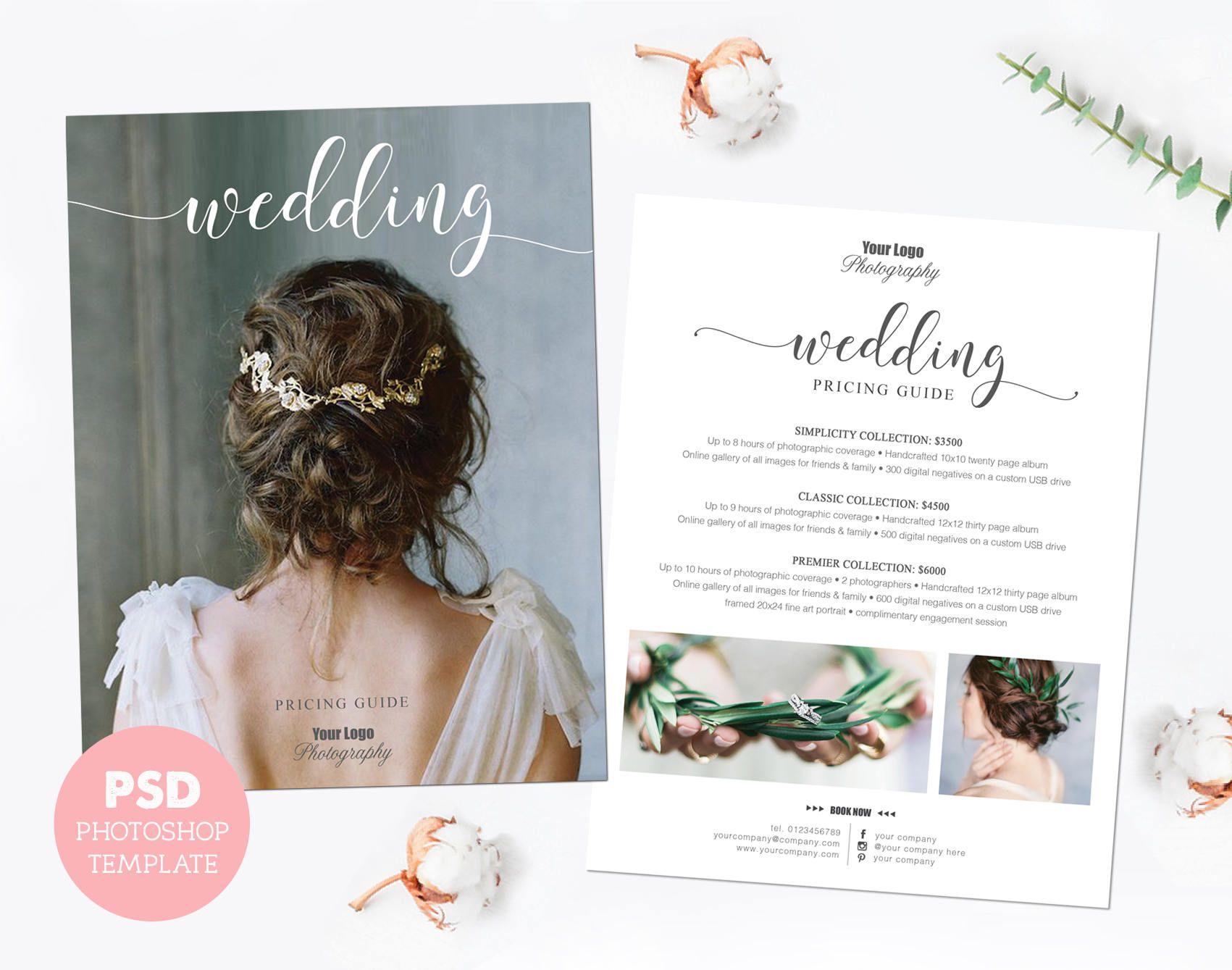Groß Hochzeits Photoshop Vorlagen Zeitgenössisch - Entry Level ...