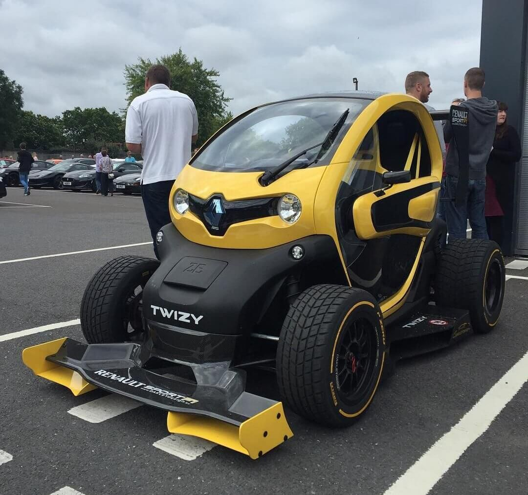 Good Renault Twizy F1 Version