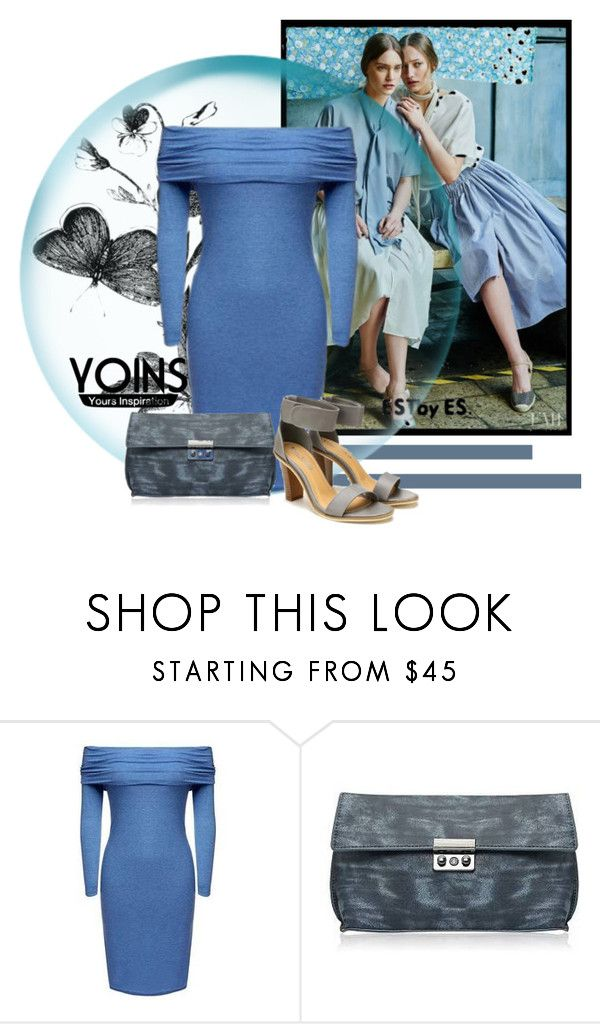 """""""Yoins"""" by anavujicic ❤ liked on Polyvore featuring women's clothing, women, female, woman, misses, juniors and yoins"""