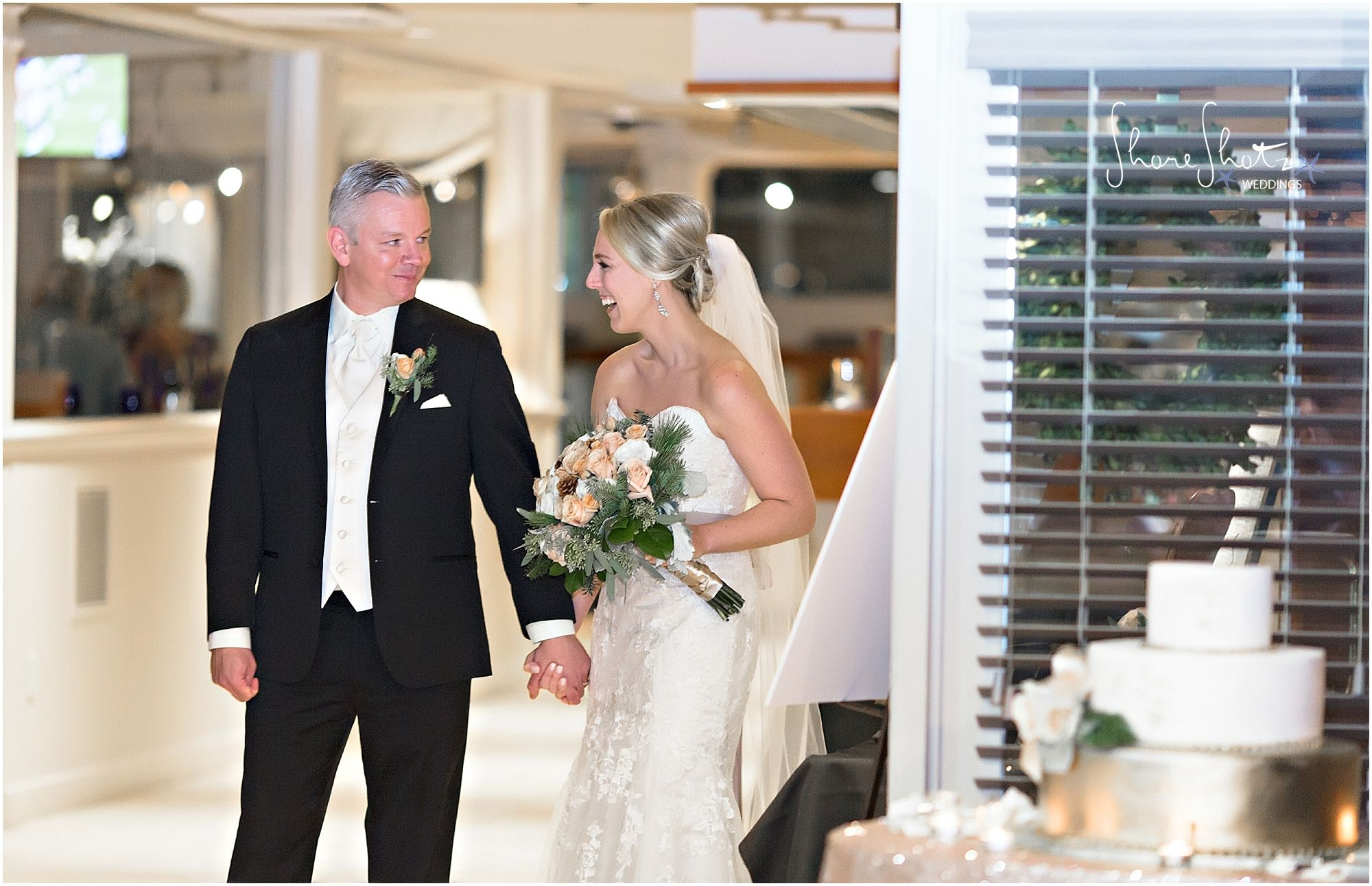 Black Tie Boston Winter Wonderland Wedding