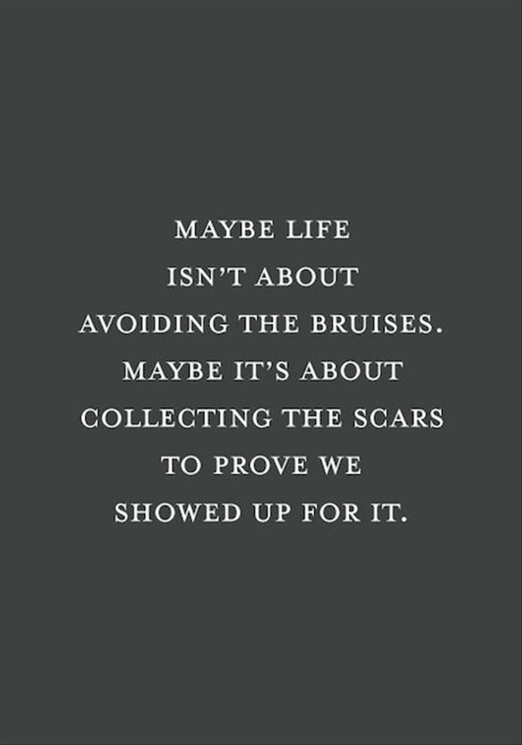 Support Quotes Quotes Of The Day  18 Pics  Quotes  Pinterest  Scars