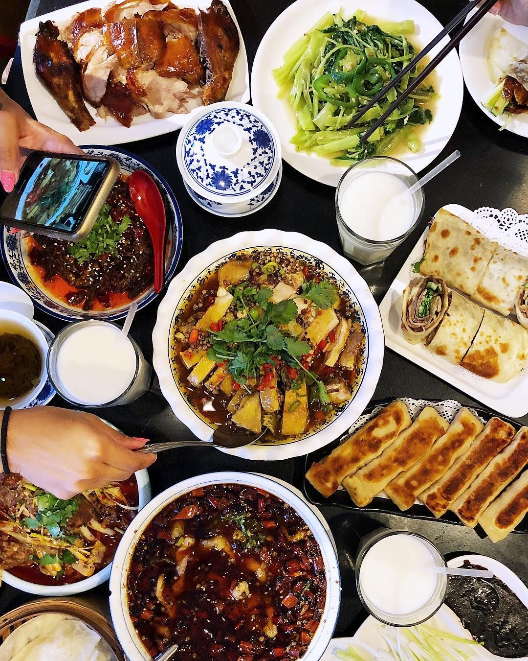 Delicious Chinese Food In San Francisco Authentic Chinese Recipes Best Chinese Food Food