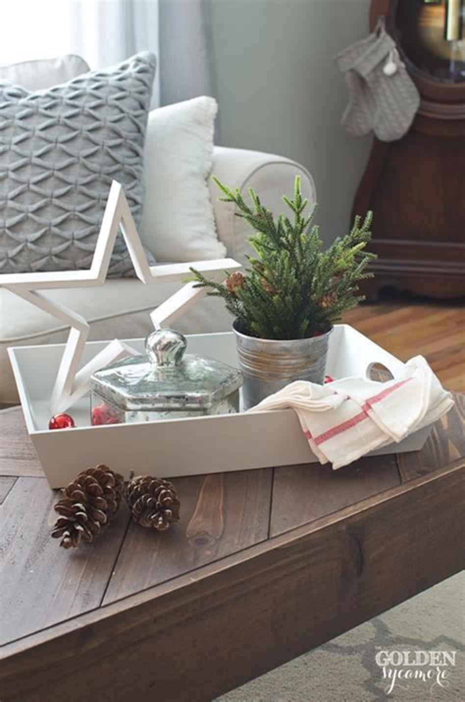 46 Awesome Coffee Table Tray Decor Ideas Farmhouse Coffee Table Decor Coffee Table Decor Tray Coffee Table Farmhouse