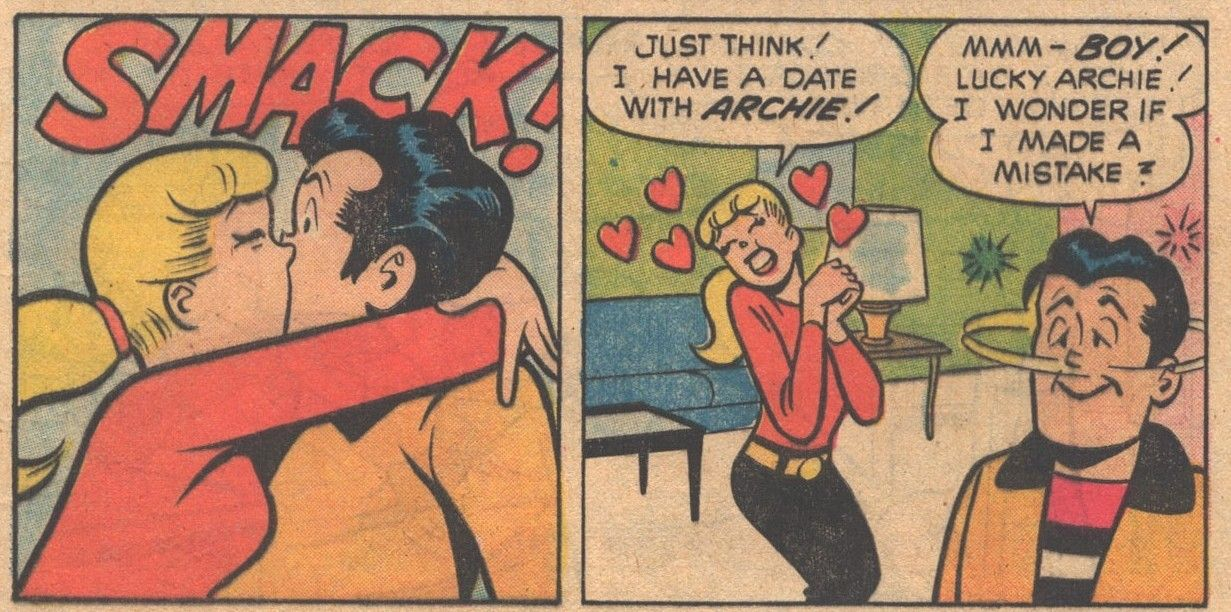 Pin On Betty And Veronica