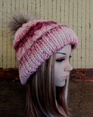 273dff7c320 Knit Cable Beanie