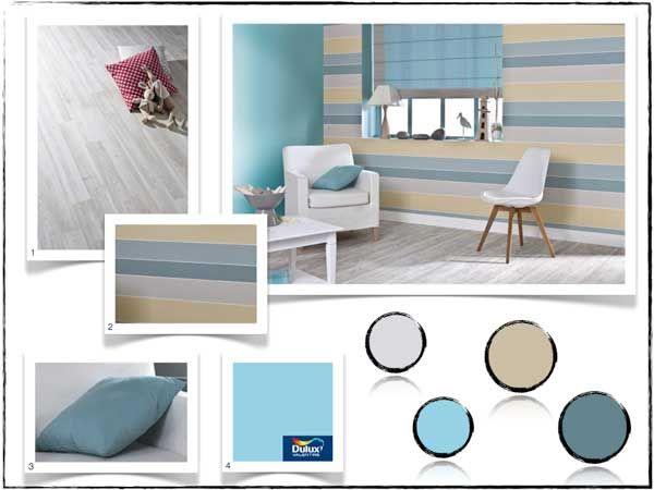 Planche-Papier-Peint-Rayures | Planches Déco | Pinterest