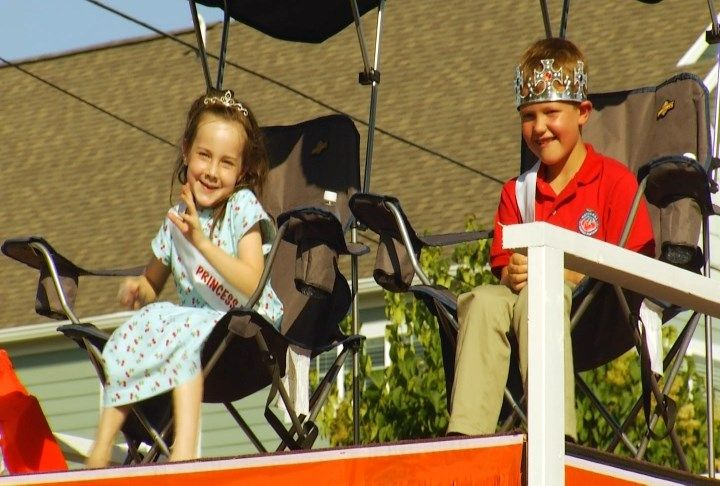 Hundreds Of Kids Participate In National Cherry Festival's Junio - Northern Michigan's News Leader