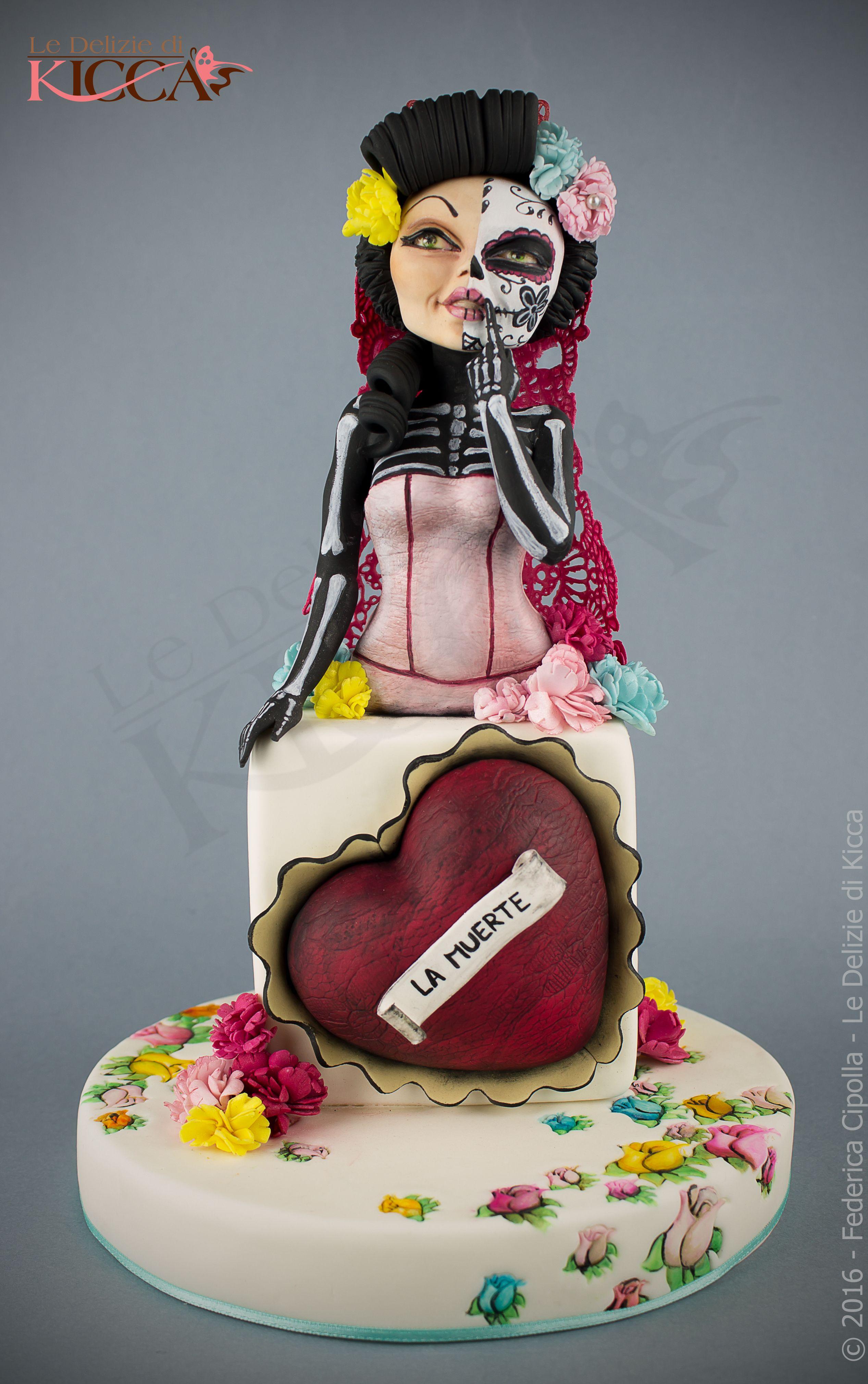La Muerte! Dias de la muerte sugar #la muerte