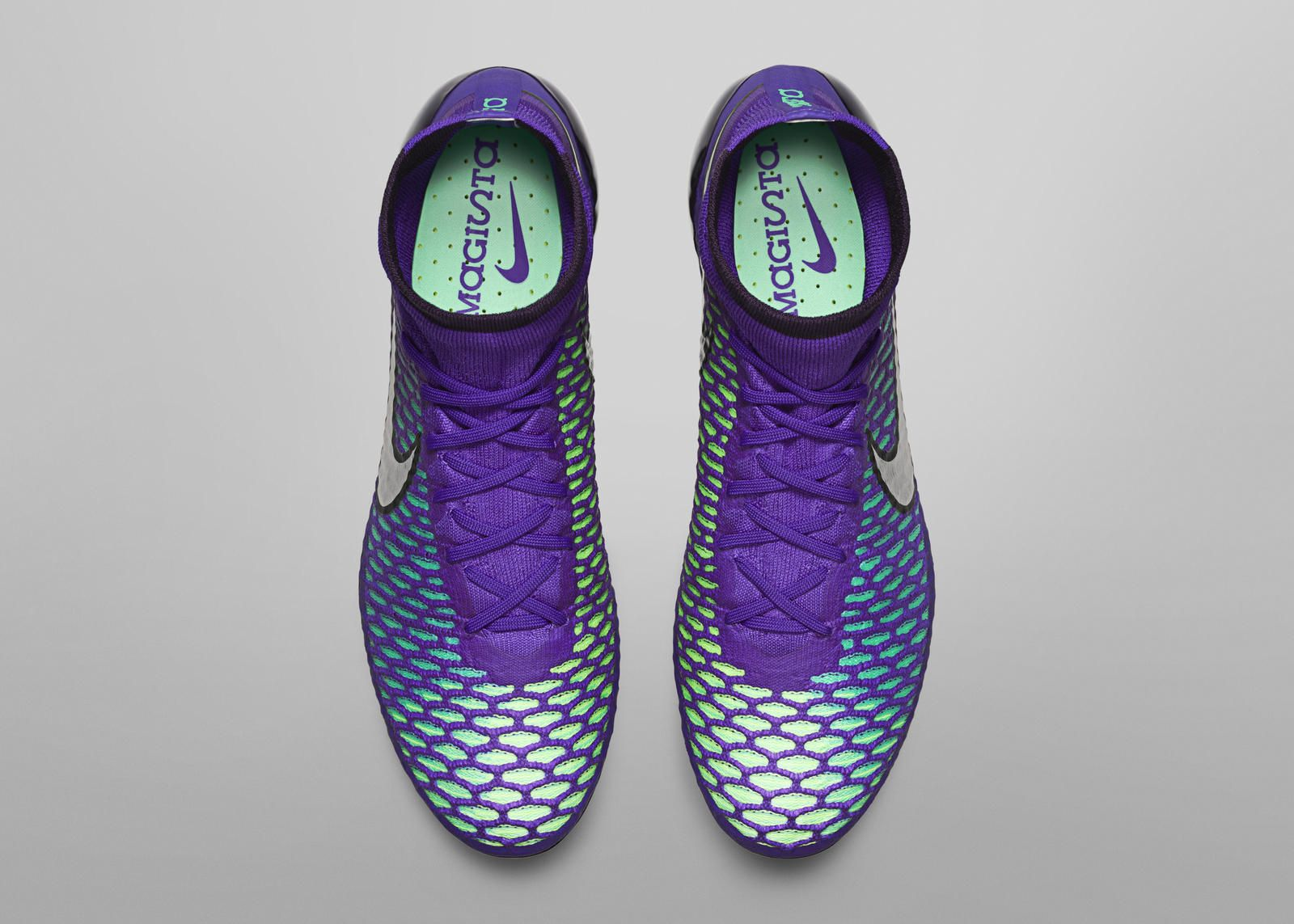 nike training versatility purple nike football