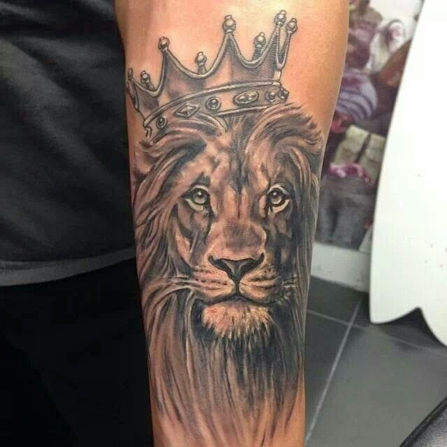 Lion Tattoo. … | Pinteres…