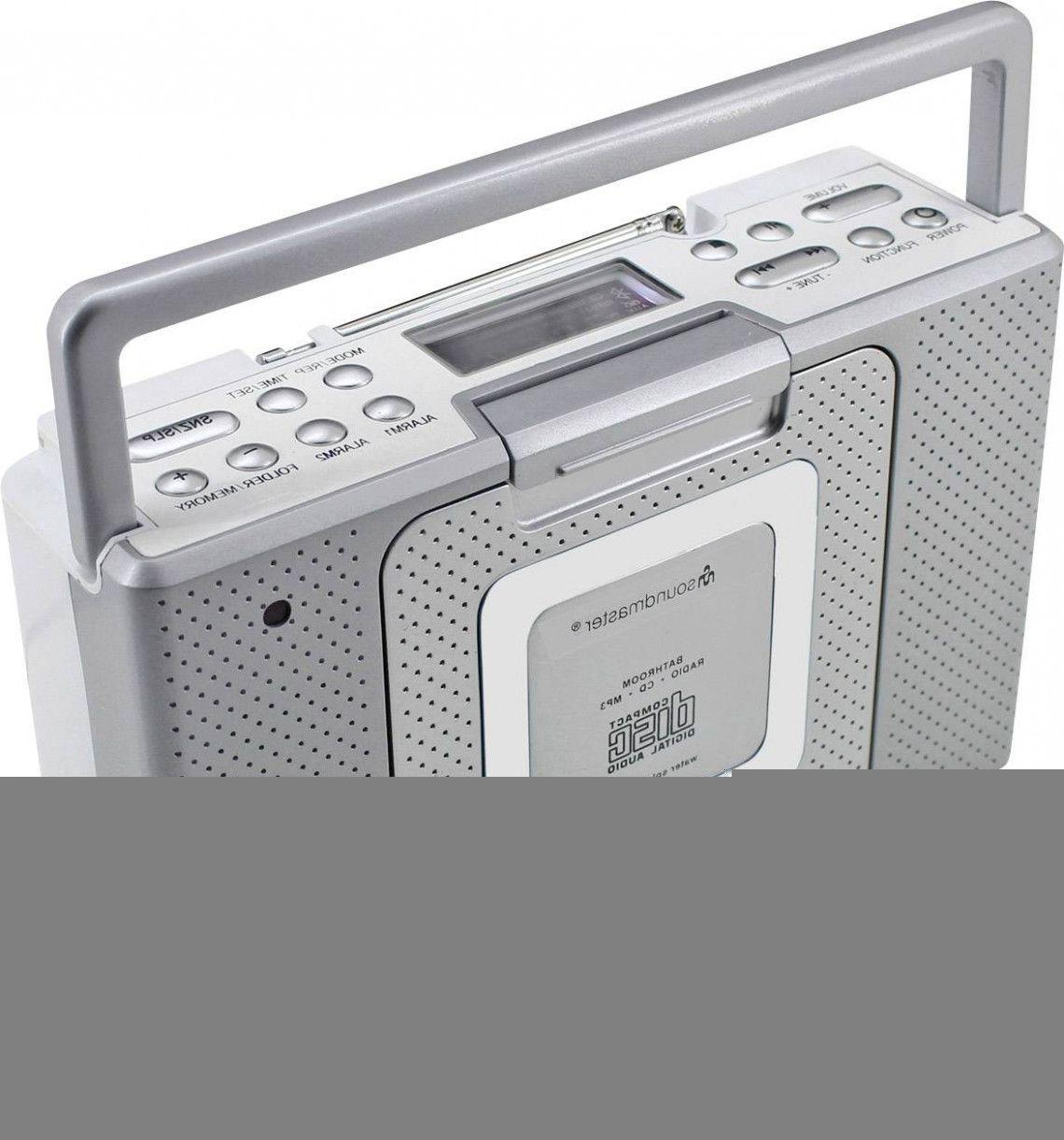 Badezimmer Radio Design