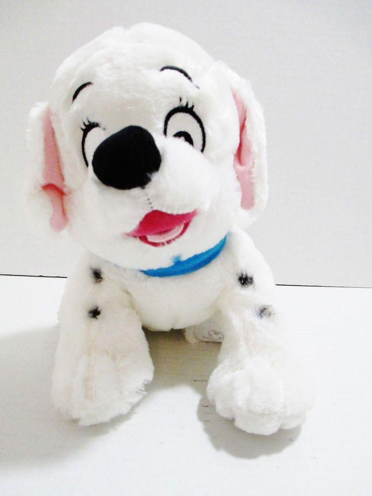 Disney Store 101 Dalmatians Stuffed Plush Core Penny