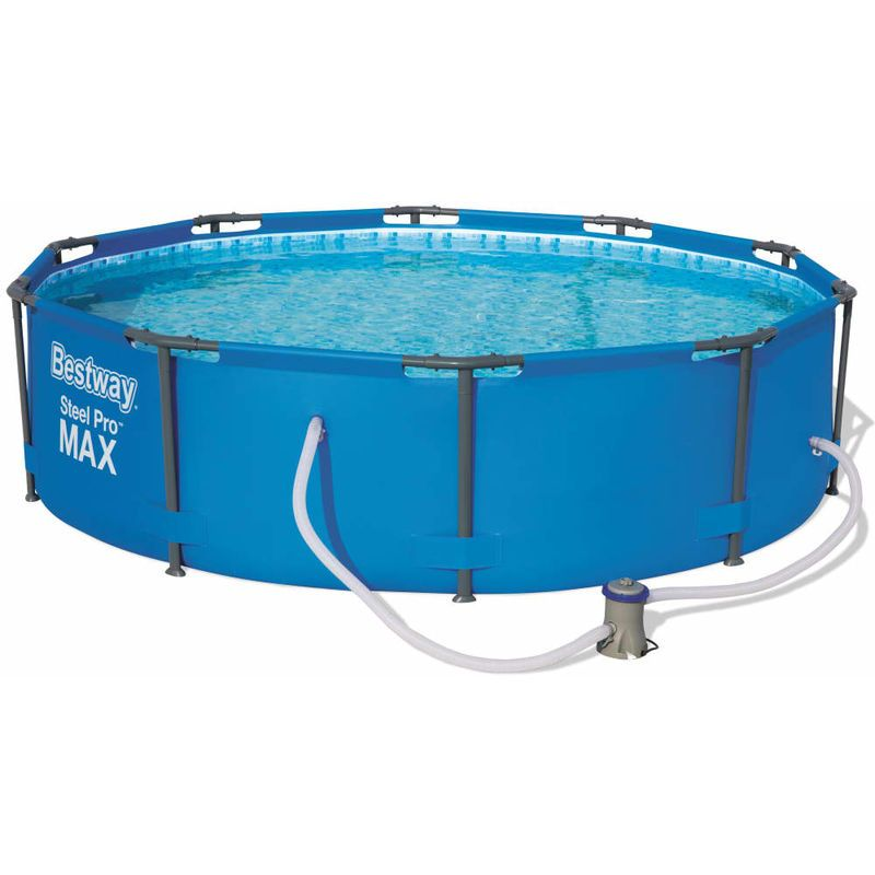 Piscine Tubulaire Steel Frame Swimming Pools Steel
