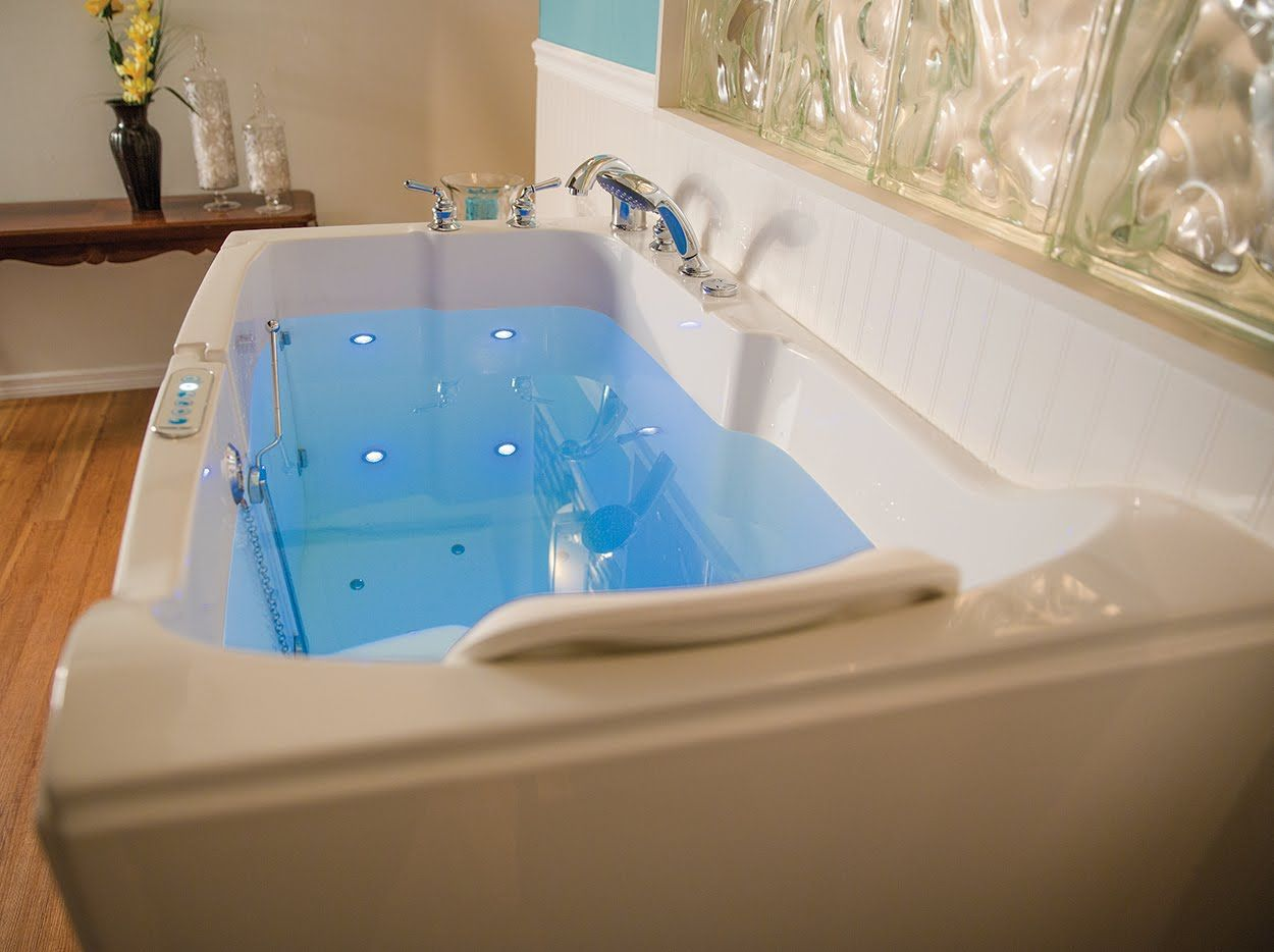 Love this for my master bath! Therapeutic with wall decider that has ...