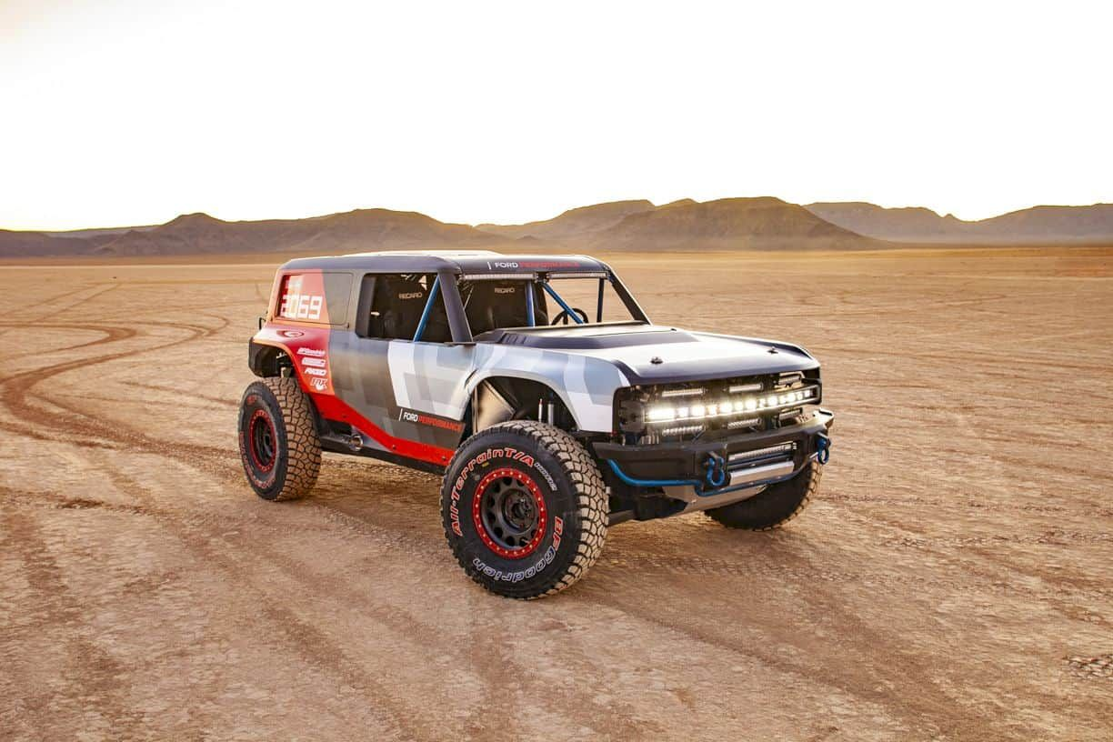 Ford Bronco R Prototype Back In The Saddle Ford Bronco 2019
