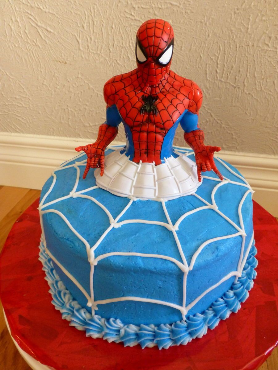 Pin By Brenda Parker On Having My Cake Spiderman