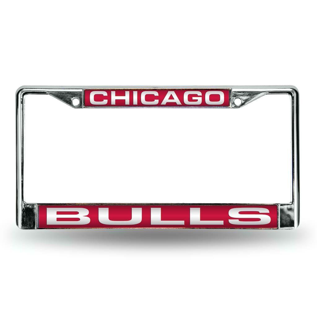 Chicago Bulls License Plate Frame | License plate frames, Chicago ...