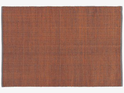 Latham Greys Cotton Small Orange Flat Weave Rug 120 X 180cm Habitatuk Flat Weave Rug Flat Weave Orange Flats