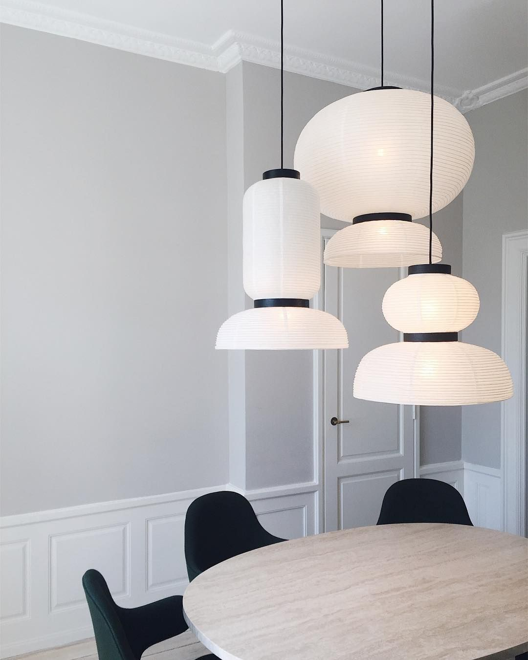 Formakami Paper Lamps Designed By Jaime Hayon For Tradition Interieur Verlichting Ideeen Verlichting