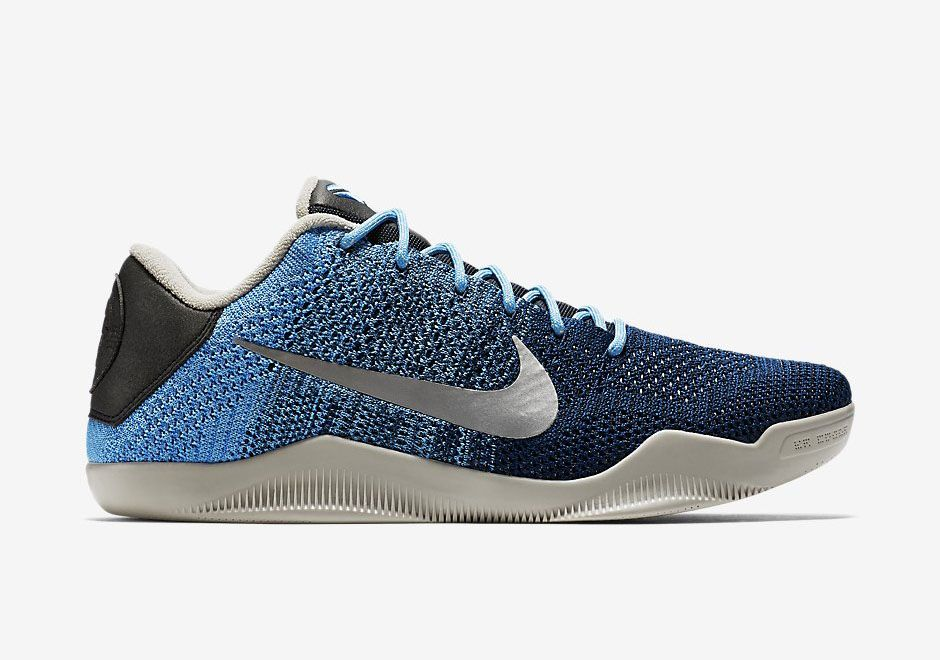 "Last month we saw that the upcoming ""Brave Blue"" colorway of the Nike Kobe  11 Low will feature a special patch on the right shoe's heel, stating ""I  See ..."