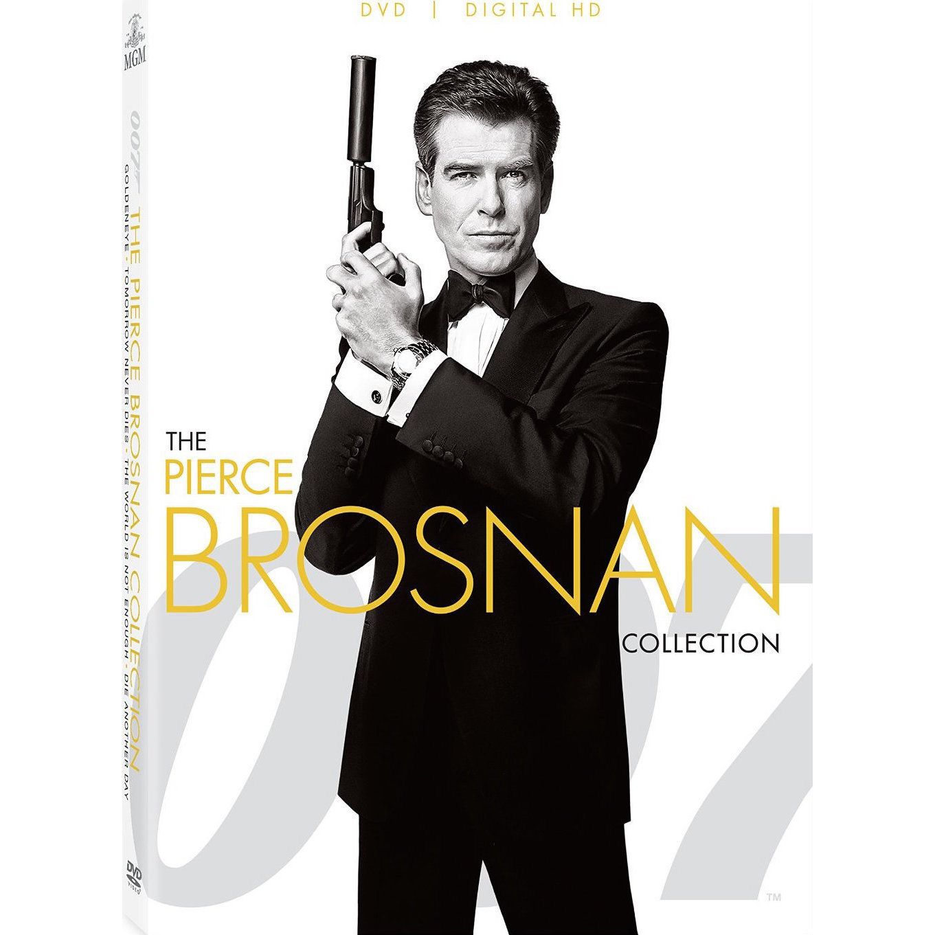 This Set Contains Three Of Pierce Brosnan S Outings As The