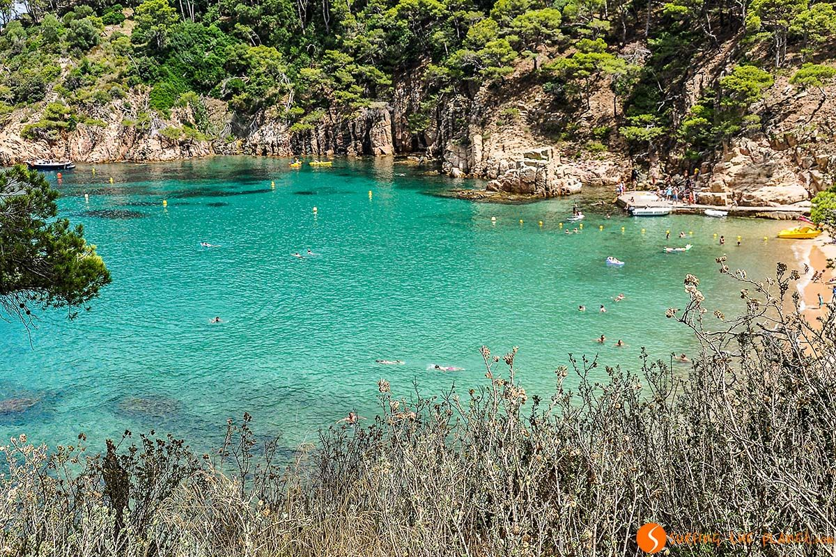 The perfect 7 day costa brava itinerary spain - Aiguablava piscina natural ...