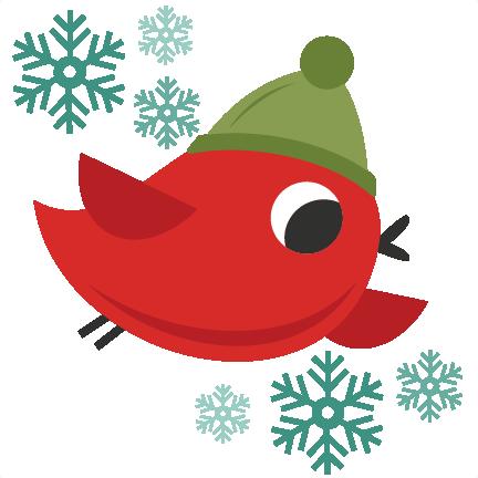 christmas bird clip art pretty birds christmas 1 clip art by rh pinterest com cute christmas clipart pinterest cute christmas clipart png