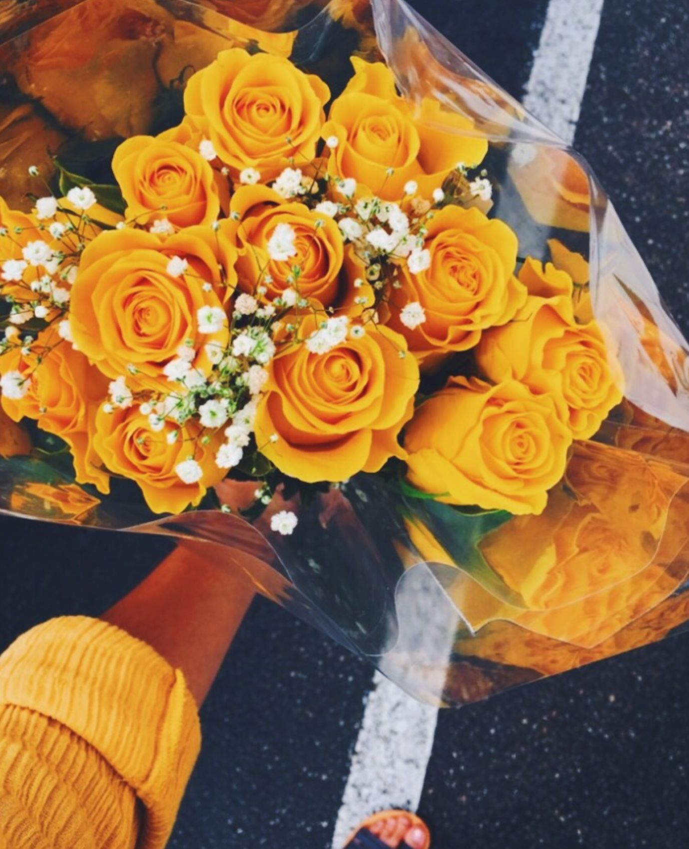 Image result for sunflowers and roses aesthetic