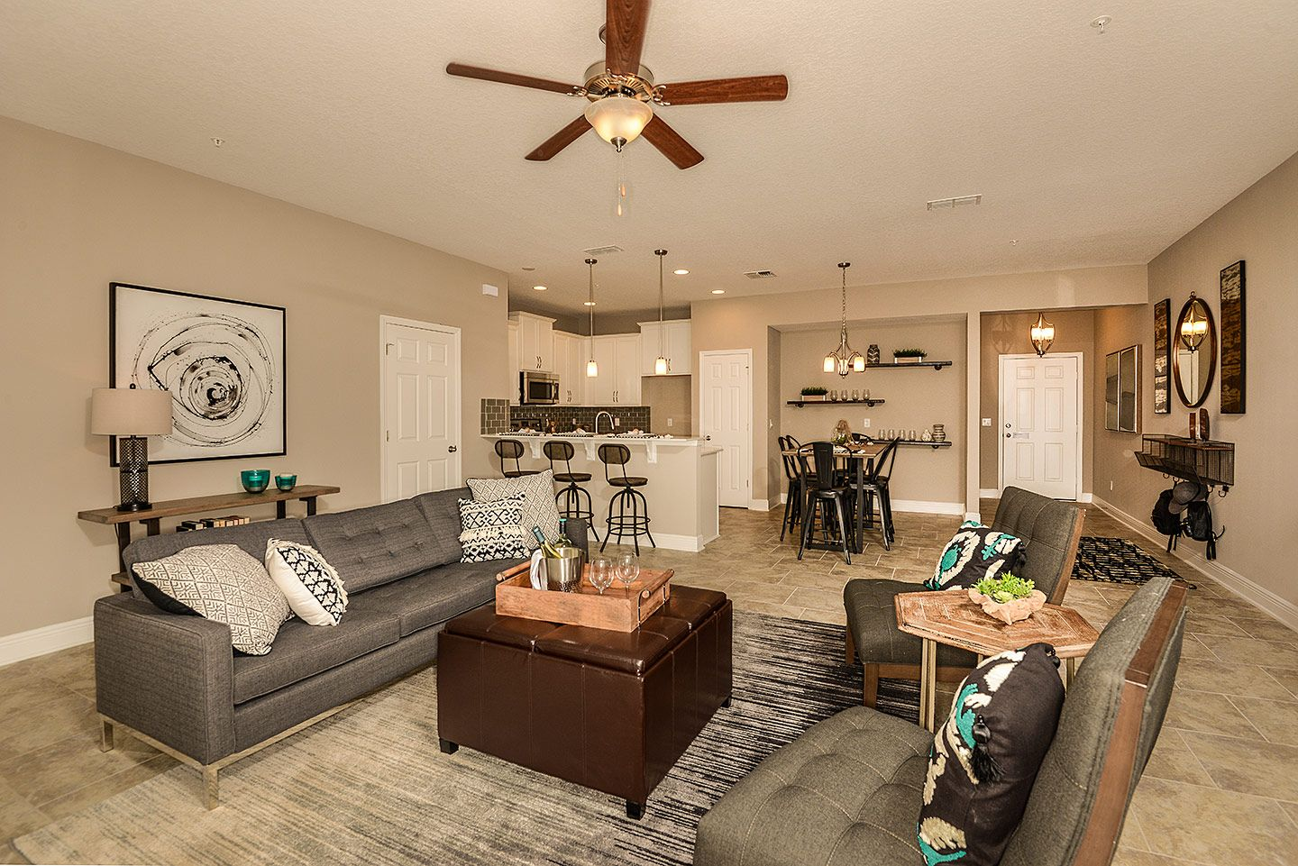 Do you love to entertain if so this living room is calling your
