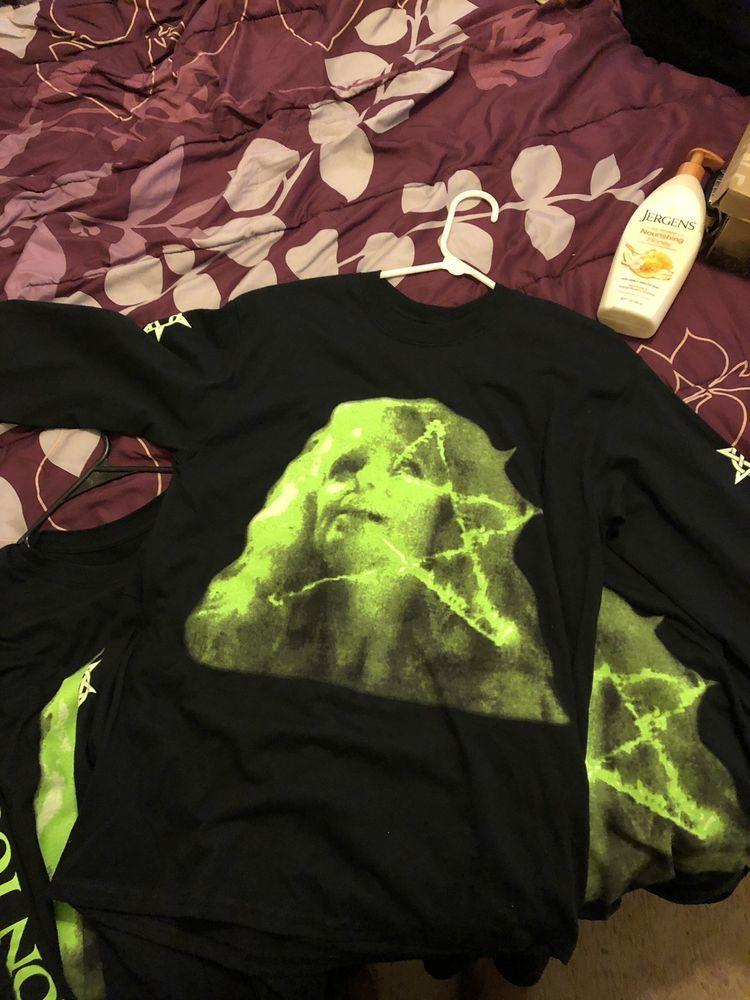 34230463 Playboi Carti Neon Tour Merch Tour #fashion #clothing #shoes #accessories  #mensclothing #shirts (ebay link)