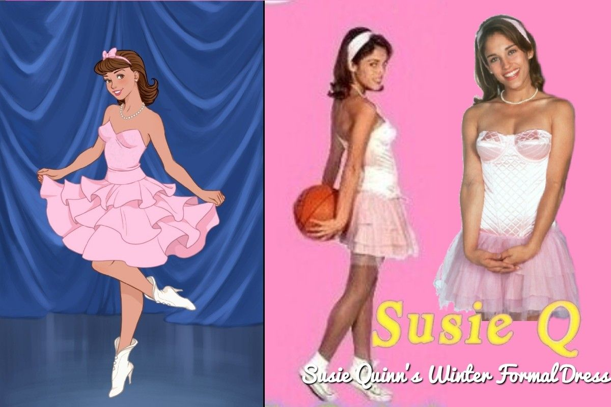 Susie Q- Susie Quinn's Winter Formal