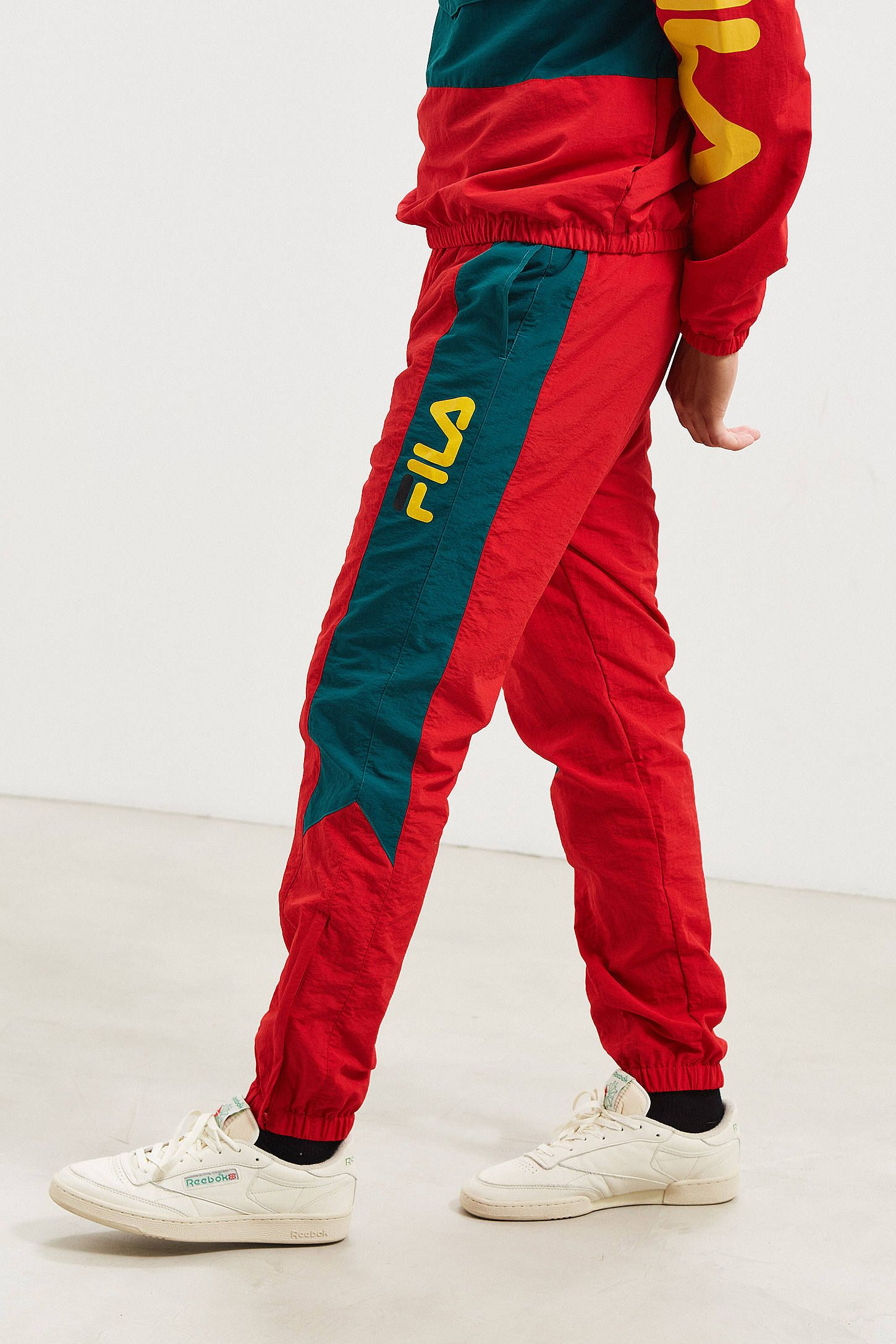 d4199df34d8418 Shop FILA + UO Barnet Wind Pant at Urban Outfitters today. We carry all the  latest styles