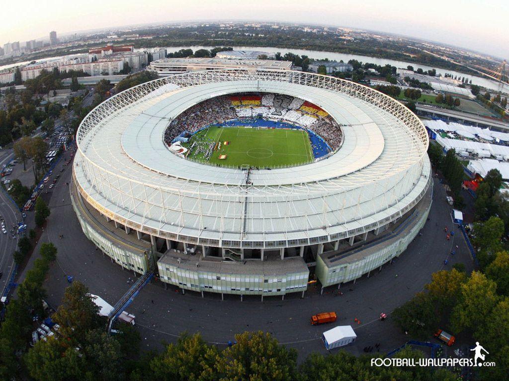 Ernst Happel Stadion Vienaaustria European Football Stadiums